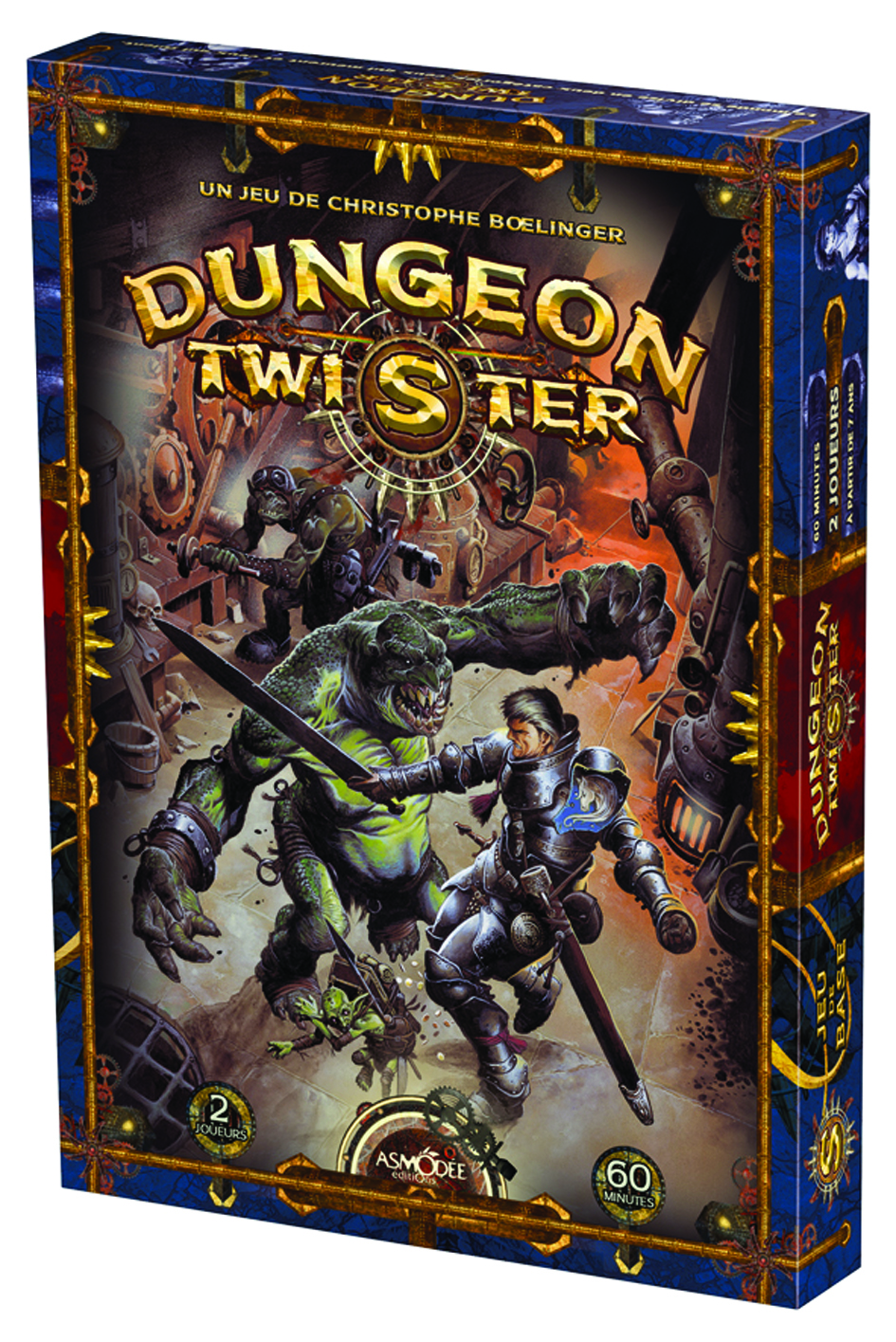 Dungeon twistter 