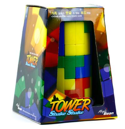 Shake shake tower
