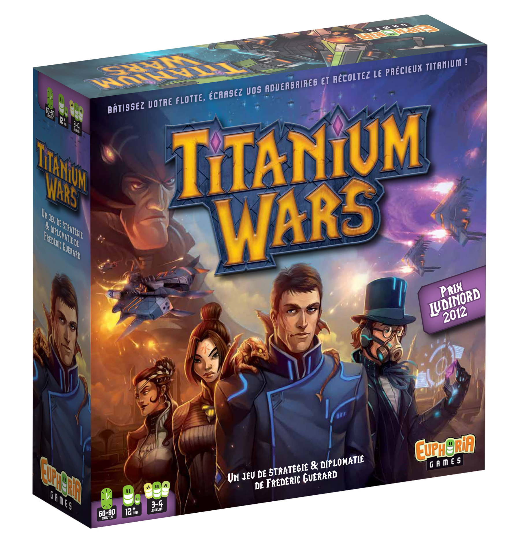 Titanium Wars