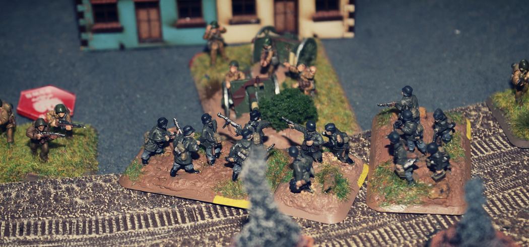 Flames of War, campagne de Pologne : Pszcyna