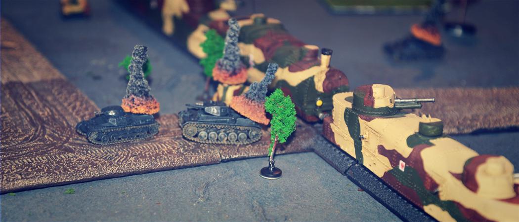 FLAMES OF WAR - Bataille de Mokra