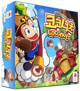 COCONUTS – Secouez le cocotier