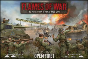 FLAMES OF WAR – Band of brothers !