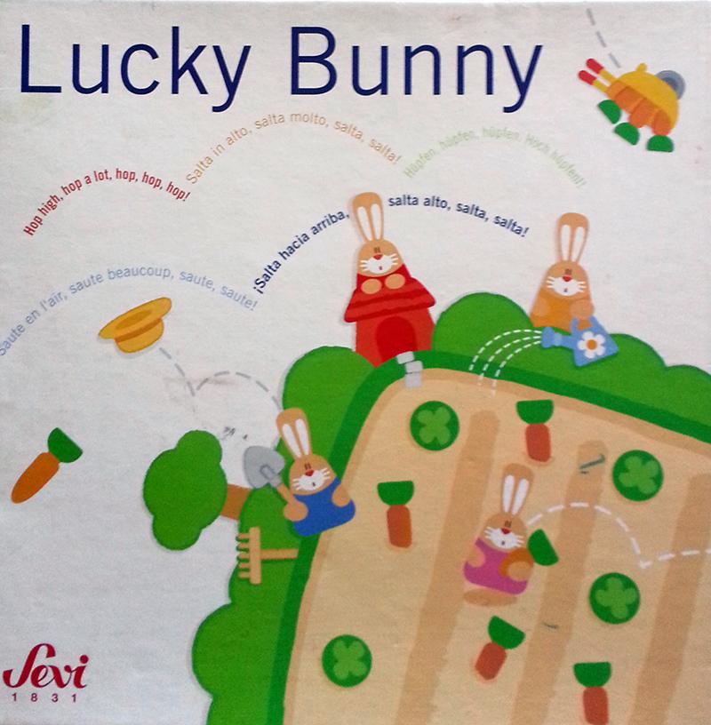 LUCKY BUNNY – Vol de carottes