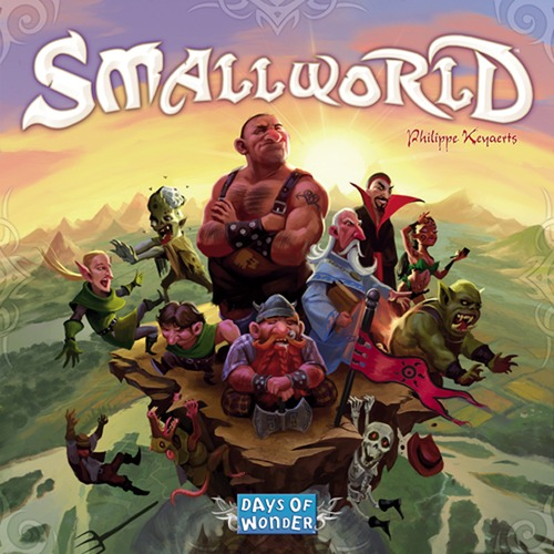 SMALLWORLD – Les colons se tatanent