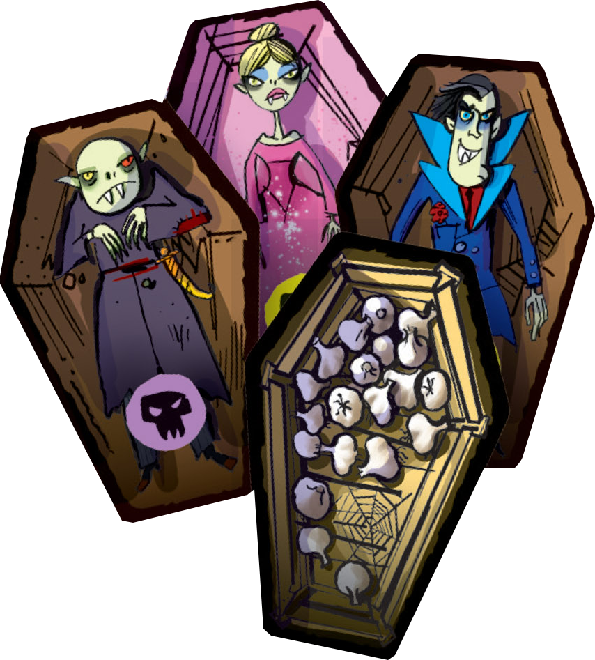 Chasse cercueils