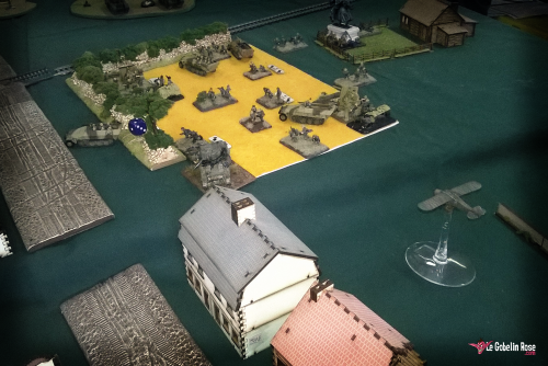FLAMES OF WAR – Tournoi de Bordeaux 2015