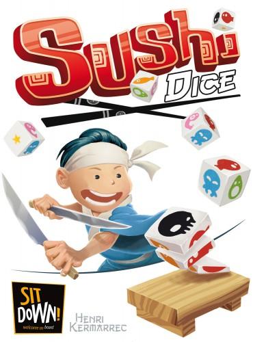 SUSHI DICE – Il est pas frais mon sushi ?