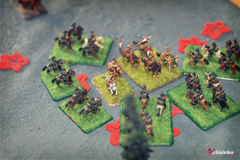 FLAMES OF WAR campagne de Pologne, bataille de Krolewskie