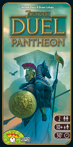 7Wonders duel Pantheon