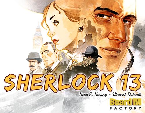 SHERLOCK 13 – Suspect, vous avez dit suspect ?