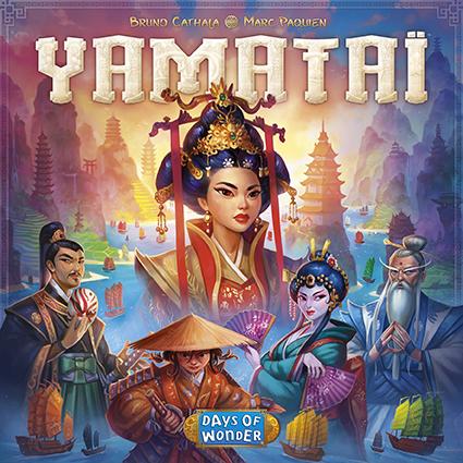 Yamataï – La perle du royaume
